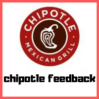 chipotle feedback email