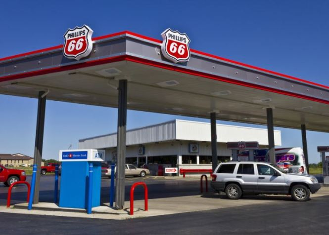 Phillips 66 Gas - Gasvisit Survey