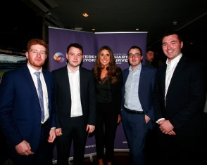 Stephen Mellon, Daragh Doyle, Holly Collis-Lee, Roland Connelly, Jack Fox