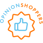 Opinionshoppers logo icon 144 by 144
