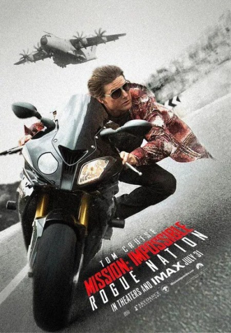 Tom Cruise Mi 5 Rogue Nation Movie Rating Review Telugu
