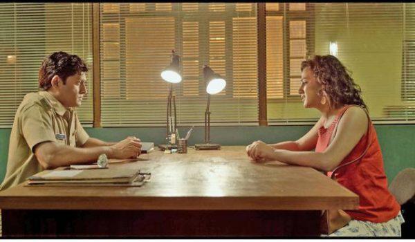 Pavan Kumar U Turn Movie Review Hyderabad India Kannada 1
