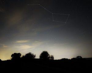 Navigation ohne Hilfsmittel - Orientierung mit den Sternen