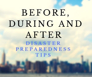 disaster preparedness tips