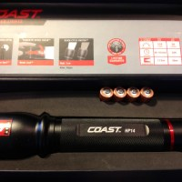 Coast HP14 High Performance Flashlight Stress Test and Product Review