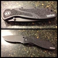 Kershaw Blur Glassbreaker Knife Stress Test And Review (MODEL 1670GBBLKST)