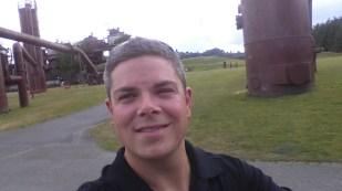 Cameron McKirdy Exploring Gas Works Park