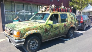 Art Car SUV