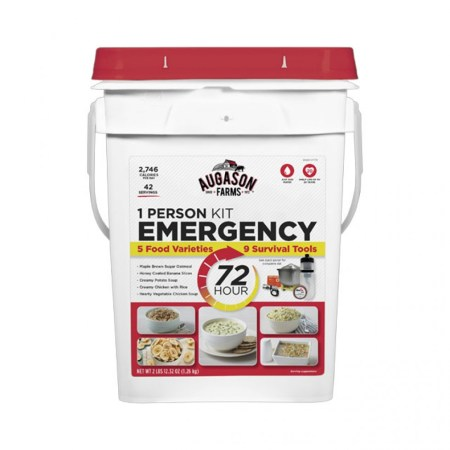 72 Hour 1-Person Emergency Kit