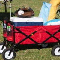 Best Portable Folding Wagon for Camping