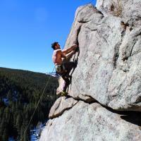 Trad Climbing Versus Free Solo Climbing