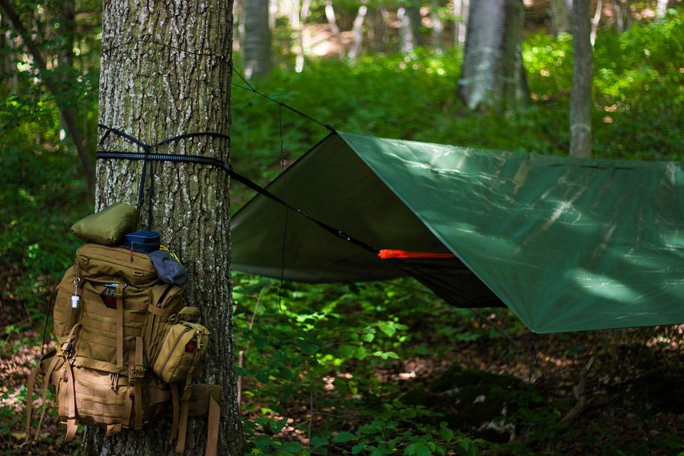 hammock-shelter