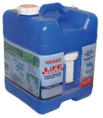 LifeGuard 7 Gallon Water Container