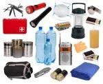 Blackout prep emergency supplies
