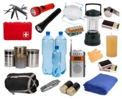 bug-out bag supplies