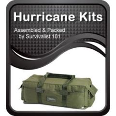 Survival kit for hurricanes