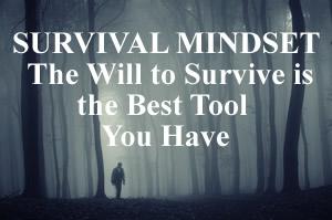 Survival Mindset for Surviving Natural Disasters