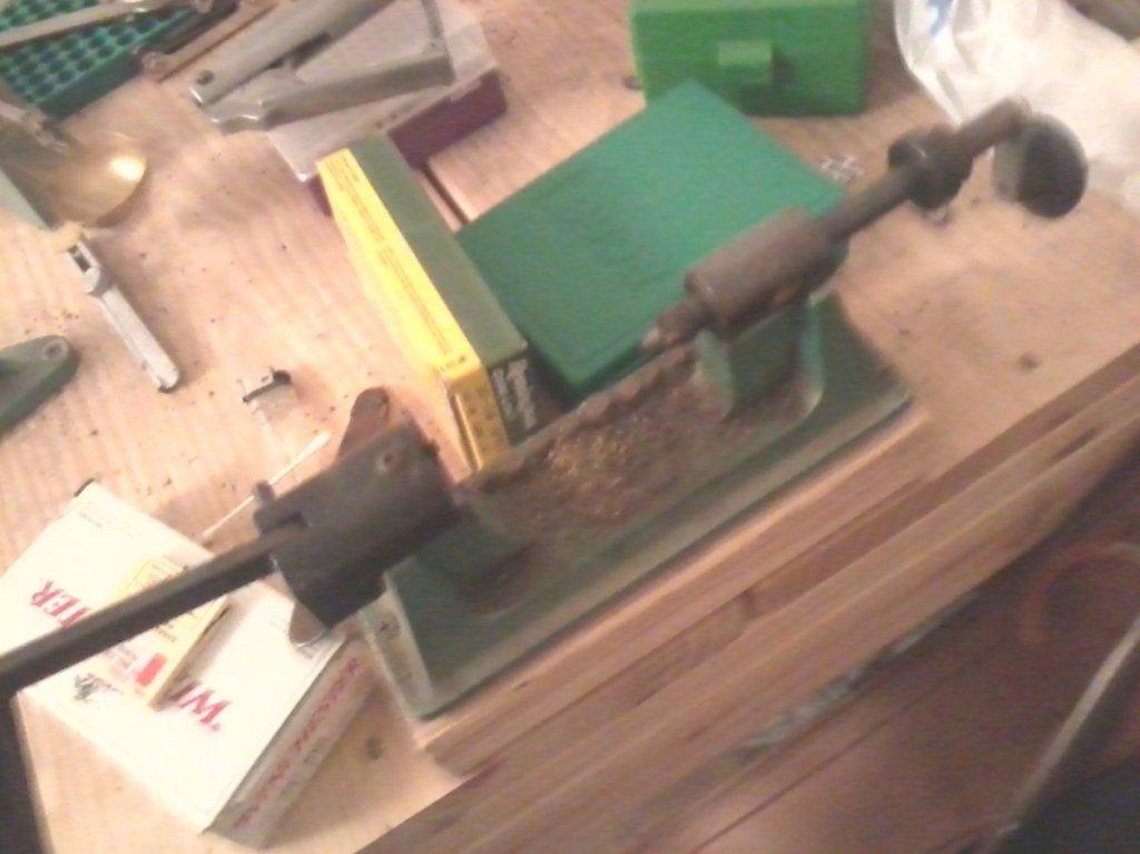 Brass trimmer
