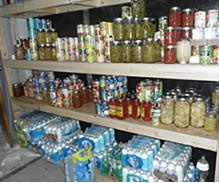 Determine Available Storage Space for Prepping Supplies : food and water storage  - Aquiesqueretaro.Com