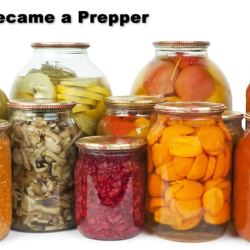 Become a Prepper