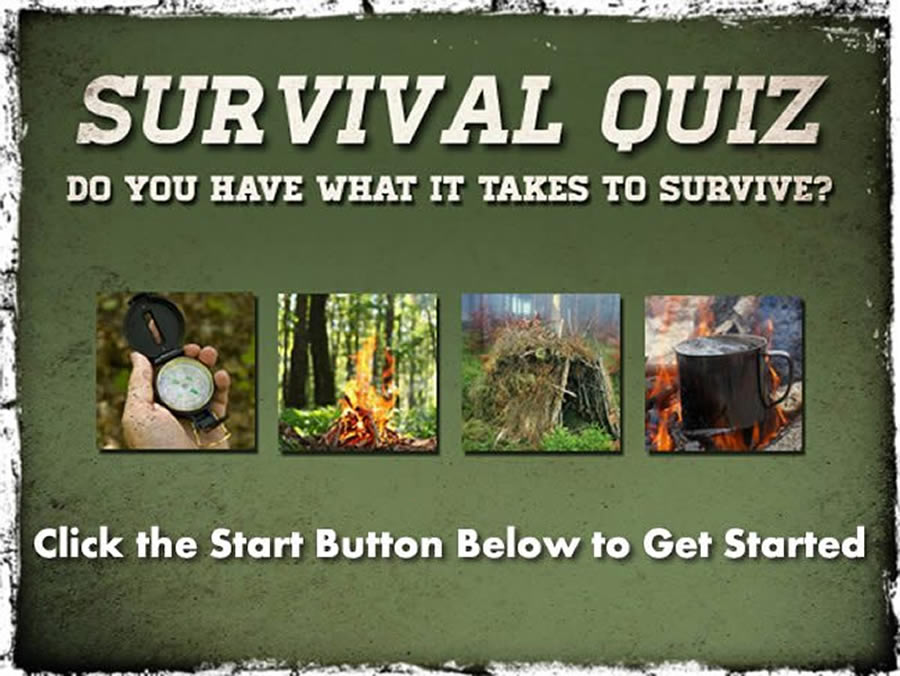 Survivalist Blog Survival Quiz