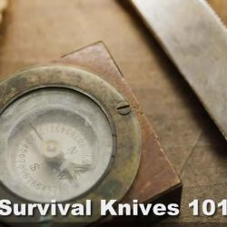 Survival Knives 101