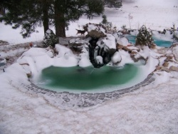 snow water