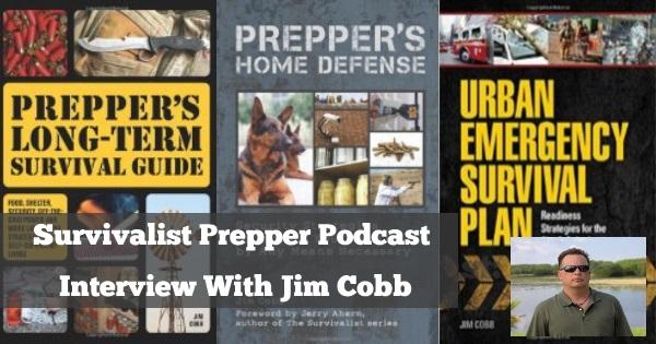 SM014 Urban Survival Interview With Jim Cobb