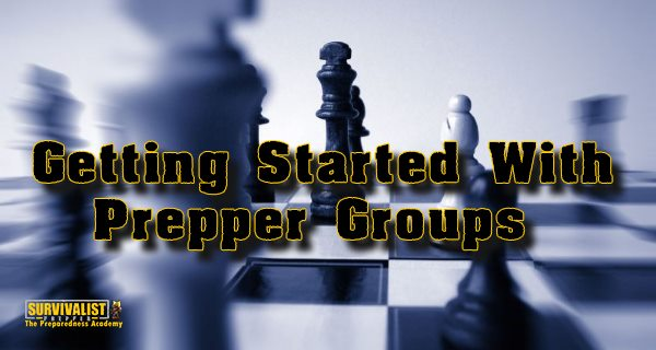 Starting or Joining a Prepper Group