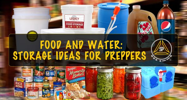 Important Foods To Store For Preppers