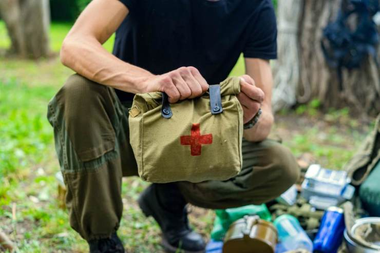 Medical aid, first aid kit   Your Road Map To Self Sufficiency