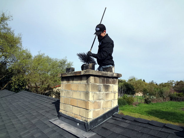 Have your chimney inspected | Winter Survival | What To Do When The Heat Goes Out