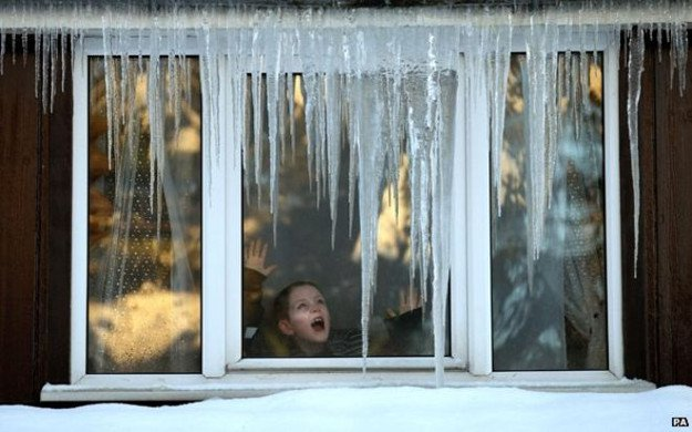 Close What You Need To Close | Winter Survival | What To Do When The Heat Goes Out