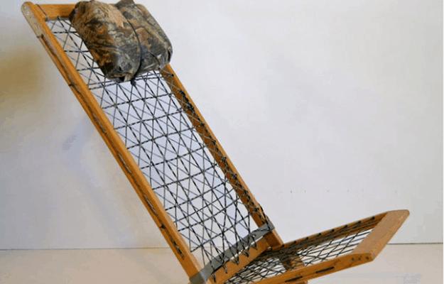 DIY Paracord Chair Tutorial   Survival Life Prepping Ideas