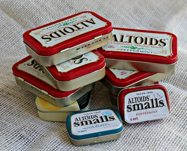 Altoid Alarm System | 9 Kickass Booby Traps to Arm And Protect Your Homestead