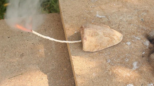 Slow Burning Fuse | 9 Kickass Booby Traps to Arm And Protect Your Homestead