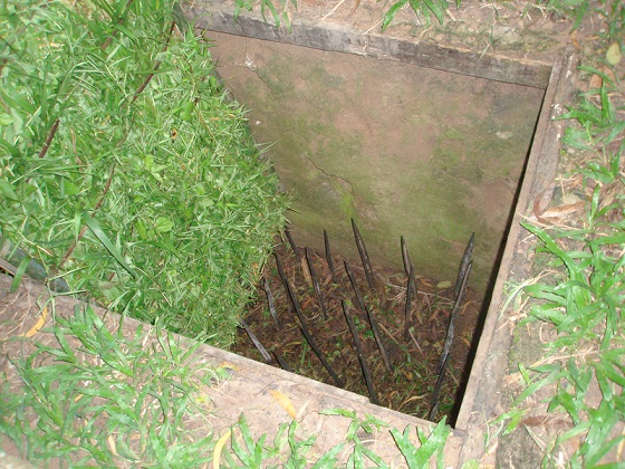 Punji Stake Pit | 9 Kickass Booby Traps to Arm And Protect Your Homestead
