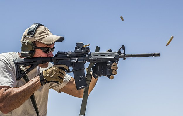Do Not Run The Rifle Dry (for extended shooting periods) | Locked And Loaded - How To Do Proper AR15 Rifle Maintenance
