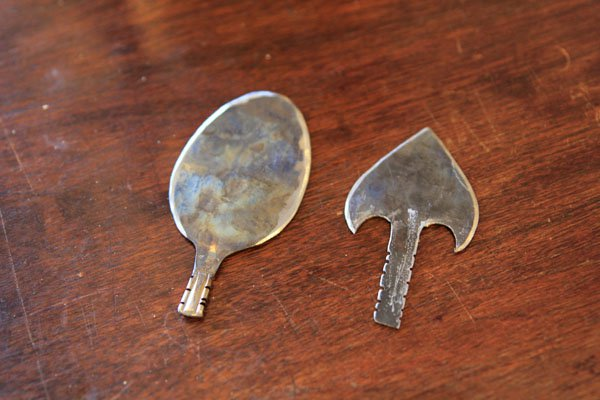 arrow-head, broadhead, survival hunting tool