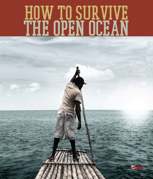 SURVIVAL SKILLS: Could You Survive The Open Ocean? | https://survivallife.com/survive-open-ocean/