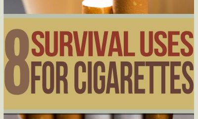 8 survival uses for cigarettes