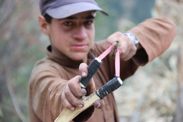 Slingshots | How To Make Use Of Improvised Weapons