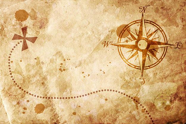 preparedness, navigation, map, compass
