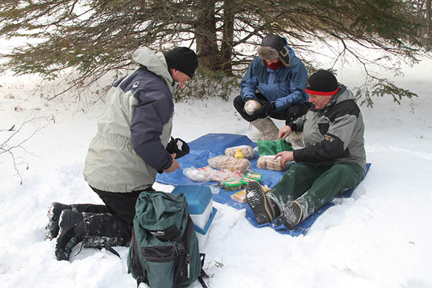 winter camping, cold weather diet, preppers, camping skills, what to eat in winter