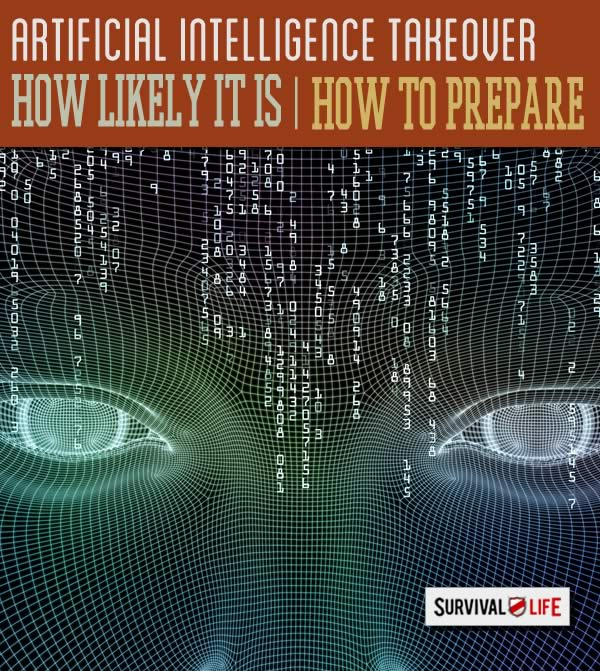 Placard | Artificial Intelligence Takeover | How Likely It Is And How To Prepare