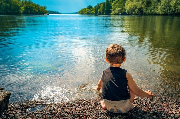 Disaster Preparedness: Prepping with Kids | Instill in them an early love for the outdoors.