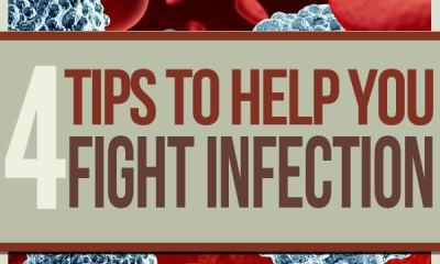 4 Ways to Strengthen Your Immune System and Fight Infection by Survival Life at http://survivallife.com/2015/03/25/strengthen-immune-system/