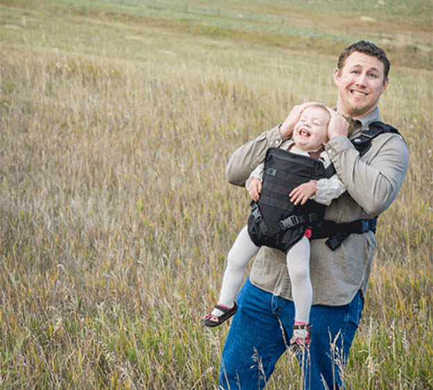 Product Review: The Mission Critical Baby Carrier by Survival Life at http://survivallife.com/2015/03/27/product-review-the-mission-critical-baby-carrier