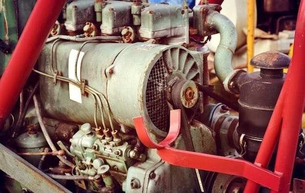 Motors spin down and stop. | EMP Incoming! | What to Expect from an EMP