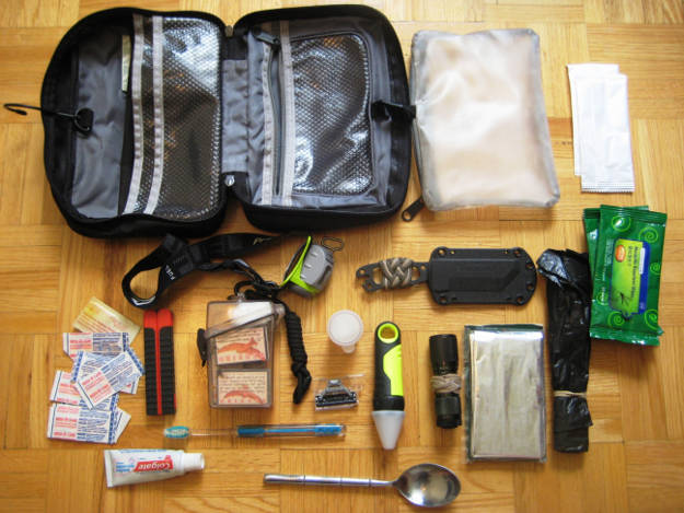 Outdoor Toiletry Kit | 25 Badass Camping Hacks For Your Next Trip